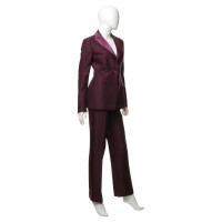 Alberta Ferretti Pantsuit in purple