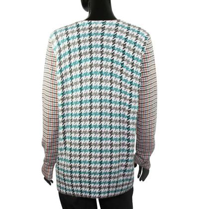 Equipment Oversize-Pullover aus Kaschmir