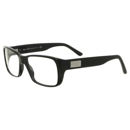 Prada Glasses in black