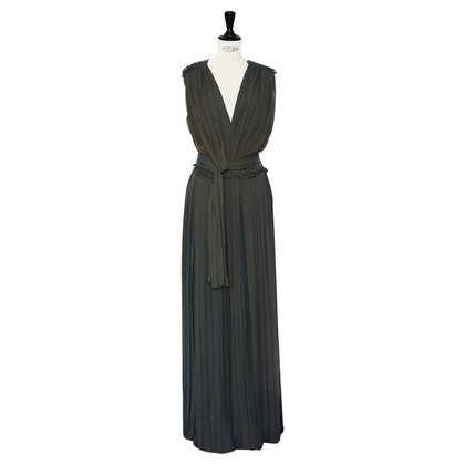 Chloé zijde geplooide jurk
