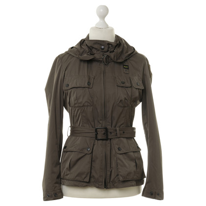 Blauer USA Jacket in dark green