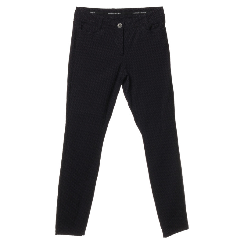 Marc Cain Pants with texture
