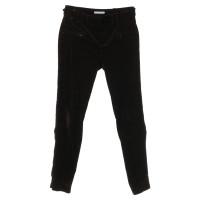 Strenesse Velvet pants in Brown