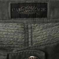 Camouflage Couture Green jeans