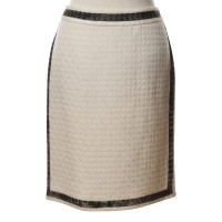 Moschino Cheap and Chic skirt structure