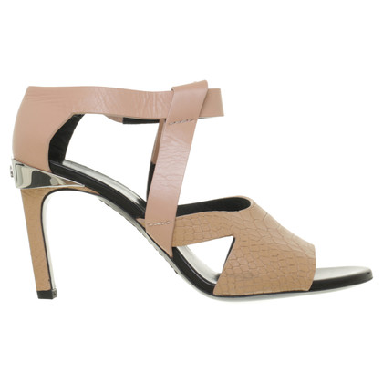 Prabal Gurung Two-tone high heel sandal