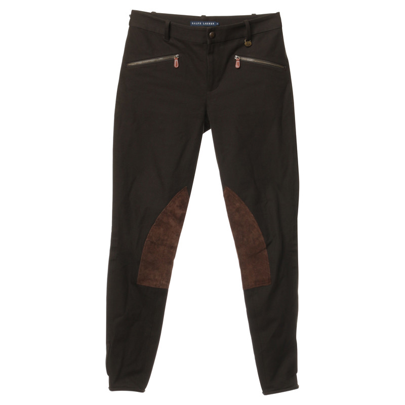 Ralph Lauren Riding pants in dark green