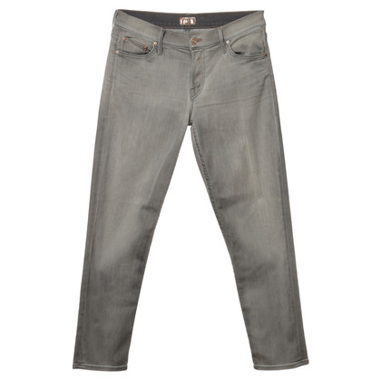 Mother Jeans gris