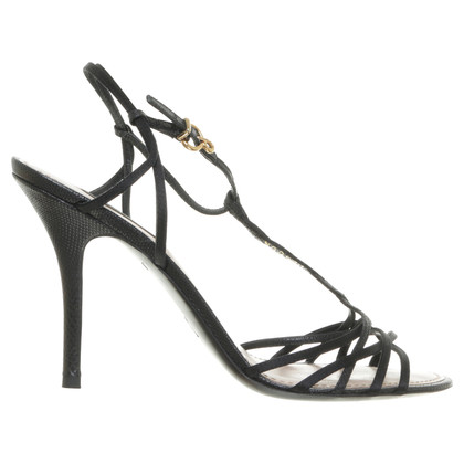 Louis Vuitton Sandal in black