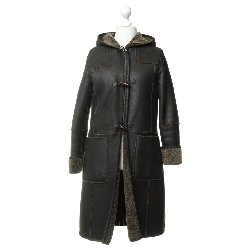 Other Designer Duffle coat of lambskin - Buy Second hand Other