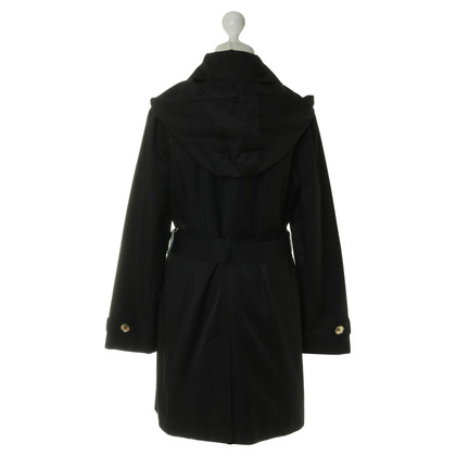 Michael Kors Trenchcoat in zwart