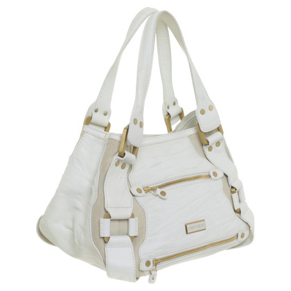 Jimmy Choo Off-white handbag