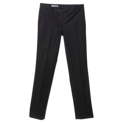 Jil Sander Trousers with cotton