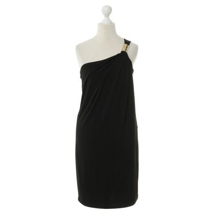 Michael Kors Kleid mit asymmetrischem Träger