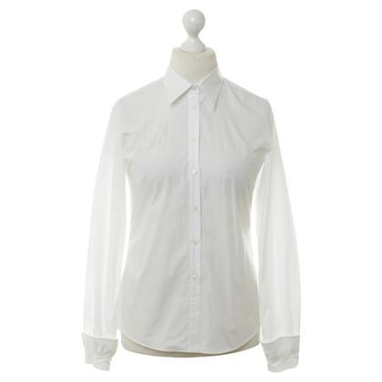 Miu Miu Blusa in bianco