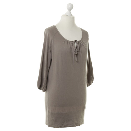 Allude Sweater in light brown