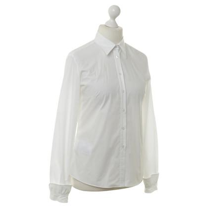 Miu Miu Bluse in Weiß