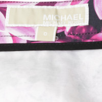 Michael Kors Zipp er flower skirt