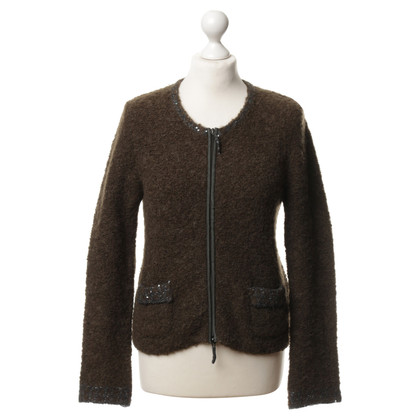 Luisa Cerano Jacket in olive