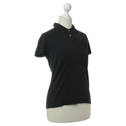 Ralph Lauren Poloshirt in zwart