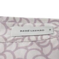René Lezard Blouse with patterns