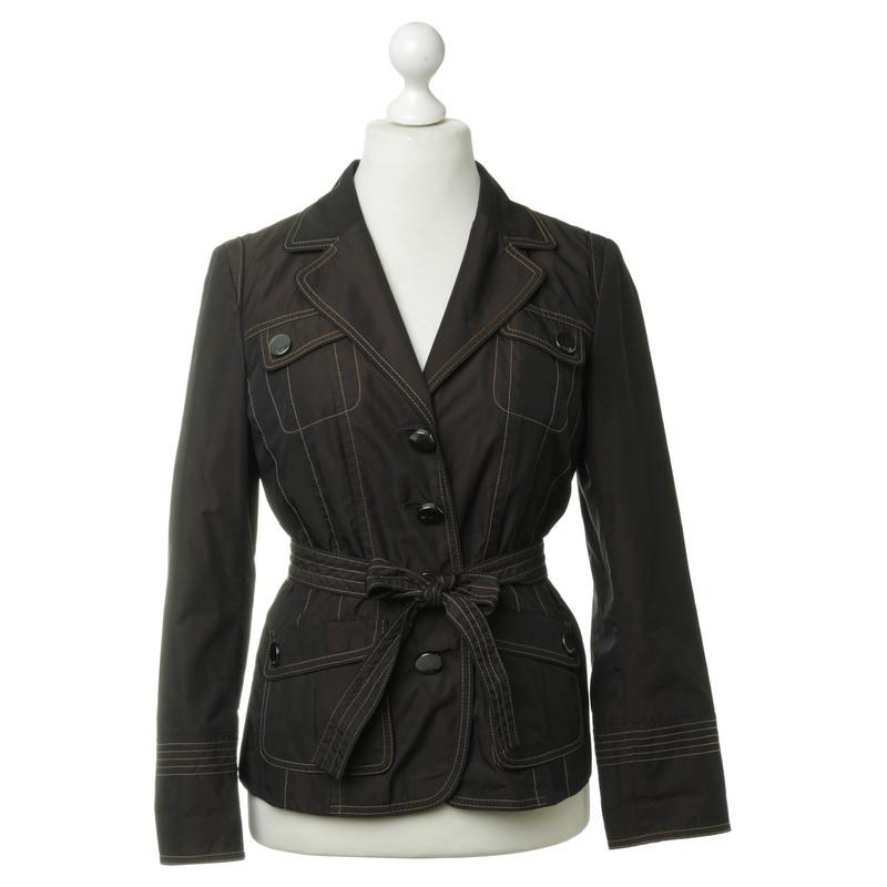 Laurèl Jacket in Brown
