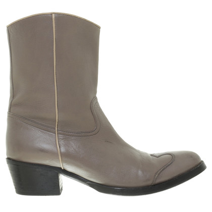 Car Shoe Stivali da cowboy in Taupe