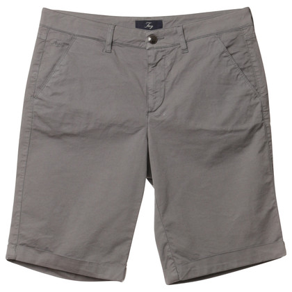 Fay Shorts in Grau