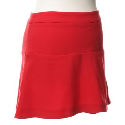 Lala Berlin skirt in red