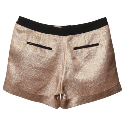Derek Lam Shorts in gold