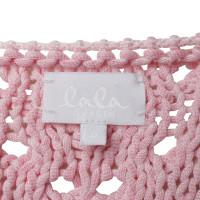 Lala Berlin Rosato maglione