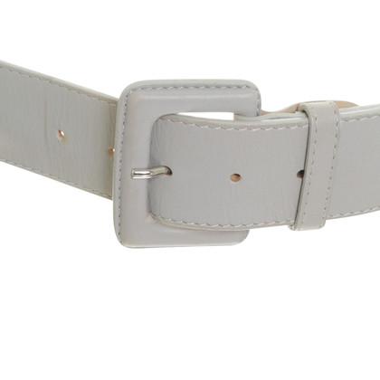 Coccinelle Belt in light grey