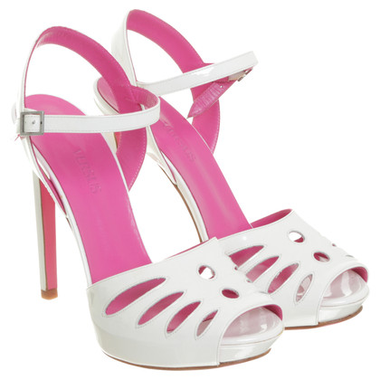 Gianni Versace Sandaletten in Weiß