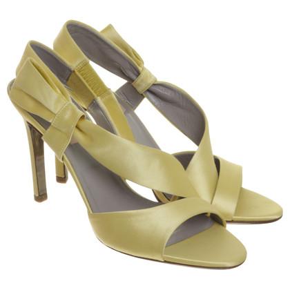Valentino Sandals satin