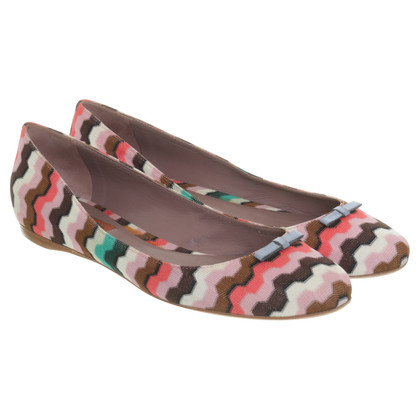 Missoni Balerinas patroon