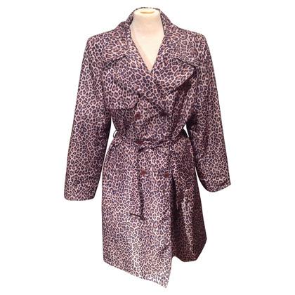 Rena Lange Trench coat in ottica di Leo