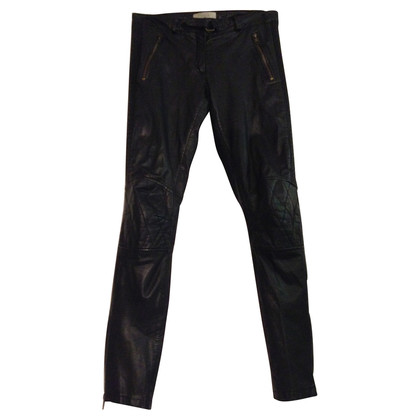 Sandro Leather pants