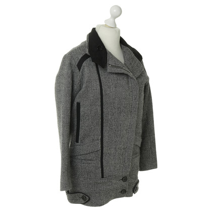 Iro Jacket in grey