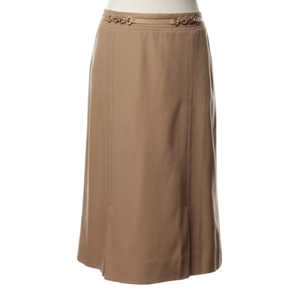 Céline skirt in beige