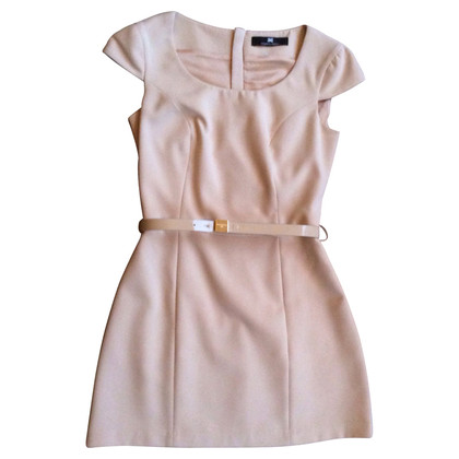 Elisabetta Franchi Cream dress