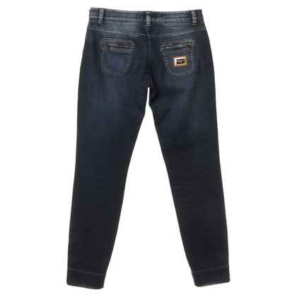 Dolce & Gabbana Jeans con logo-emblema