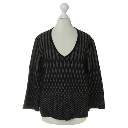 Armani Collezioni Pullover mit Muster