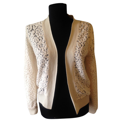 Chloé Cardigan with lace