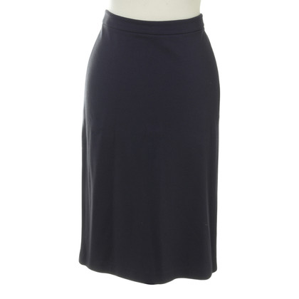 Moschino skirt in dark blue
