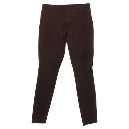Michael Kors Cotton pants in Brown