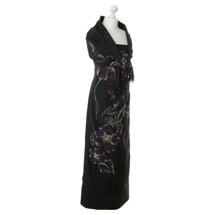 Ella Singh Silk evening dress