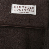 Brunello Cucinelli Dress in Brown