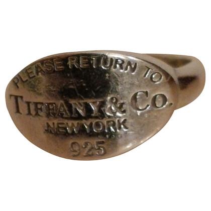 "Tiffany & Co. ""Return to Tiffany"" ring"