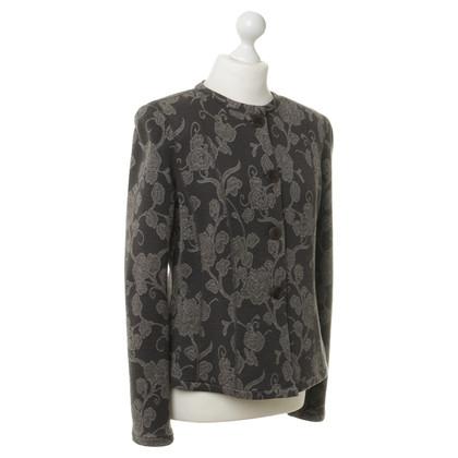 Armani Collezioni Jacket with floral print