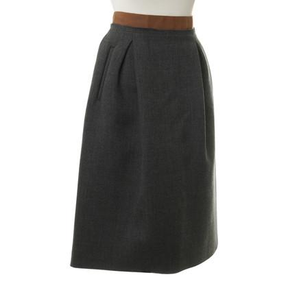 D&G skirt in grey